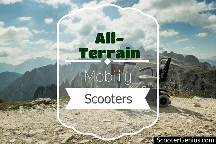 all terrain mobility scooter